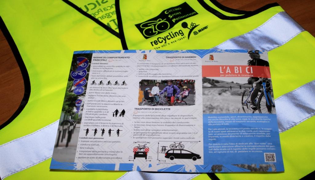 """Domani la """"Coppa del Mondo"""" fa tappa nelle scuole di Laveno Mombello"""