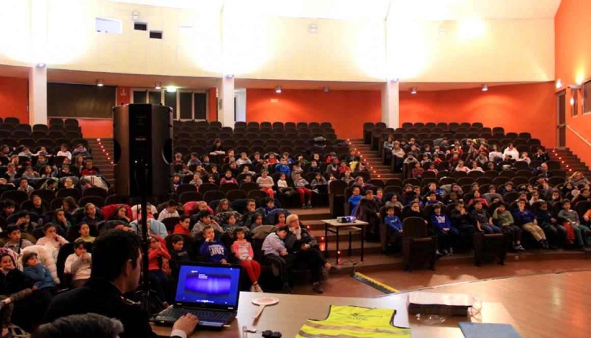 """Centinaia di bambini all'incontro di Gavirate con """"Pedala in Sicurezza!"""""""