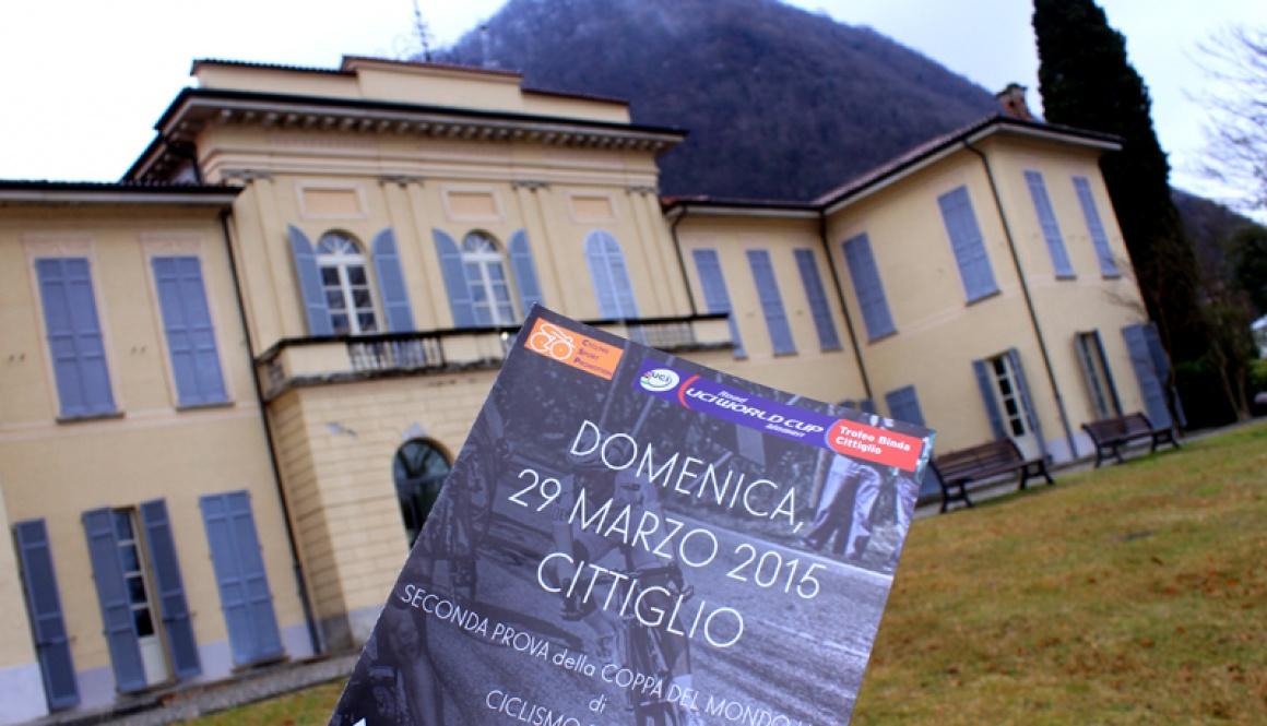 """(Italiano) Sabato 21 Febbraio presentazione ufficiale del """"Trofeo Alfredo Binda"""""""