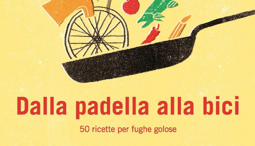 """Sabato a Laveno presentazione del libro """"Dalla Padella alla Bici"""""""