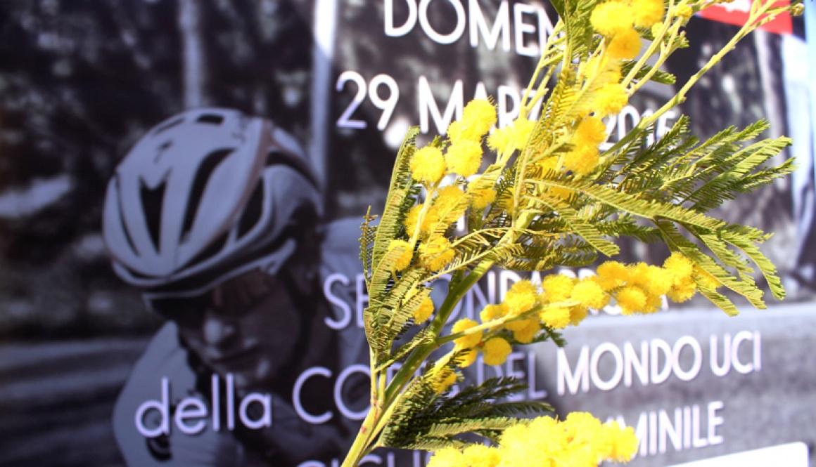 """(Italiano) Sorrisi, bici e solidarietà alla terza edizione della """"Pedalata per Lei"""""""