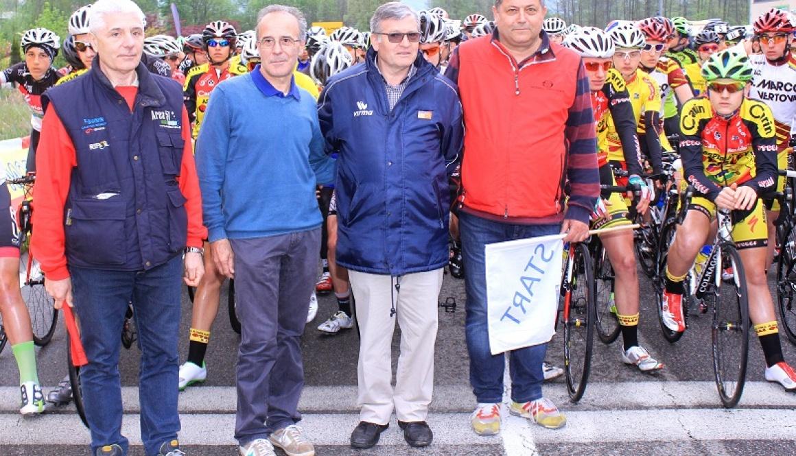"""(Italiano) Al """"Trofeo Da Moreno"""" successi di Gazzoli, Arioli e Bagatin"""