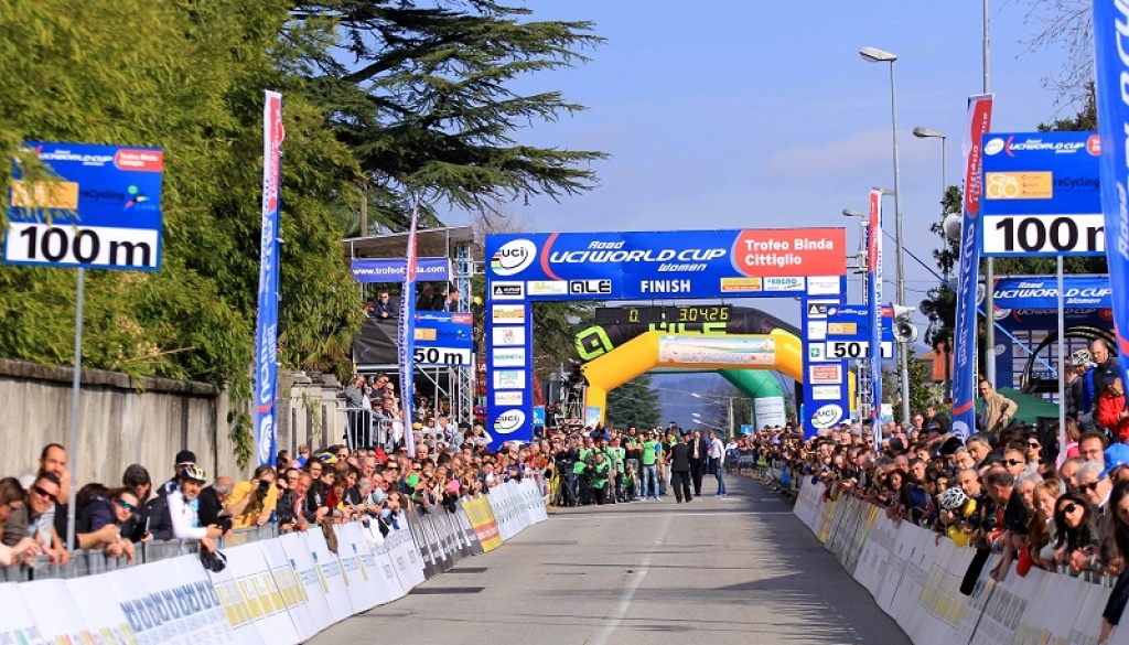 "The ""Alfredo Binda Trophy"" lengthens the tourist season, 'sold out' in the whole southern Varese region"