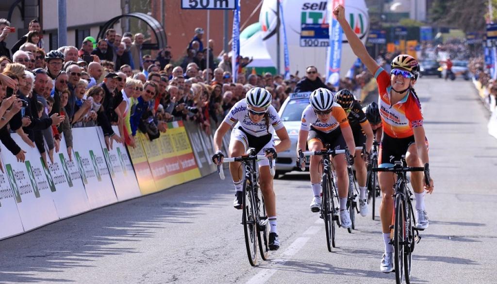 """Sono 168 le atlete iscritte al """"Trofeo Alfredo Binda Women's World Tour"""". 28 squadre al via"""