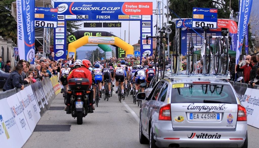 """Il """"Trofeo Binda 2016″ tra i Grandi Eventi della Regione Lombardia. Al via le prime 20 squadre UCI"""