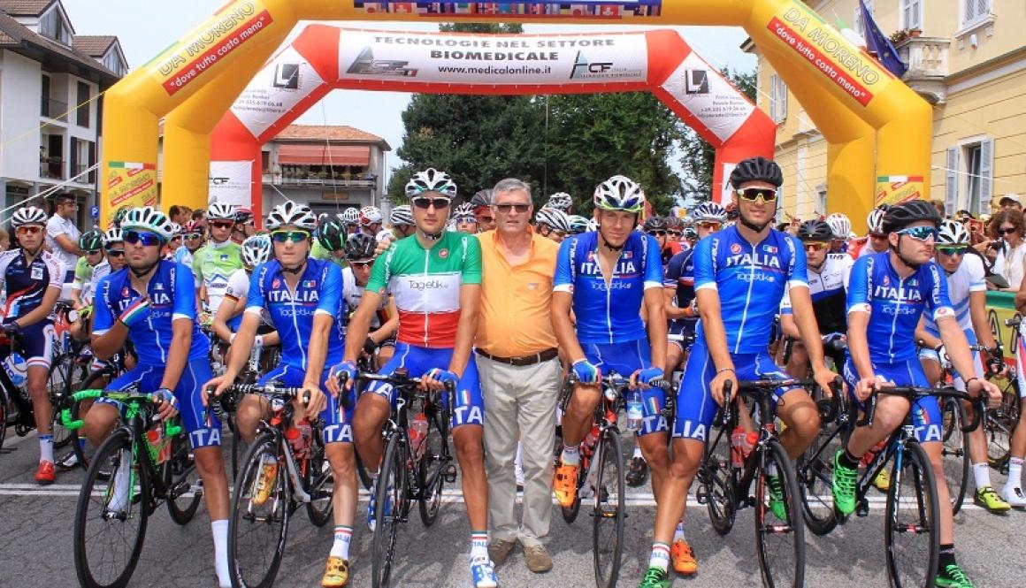 Mario Minervino traccia un bilancio della stagione organizzativa e pensa gia' al 2016