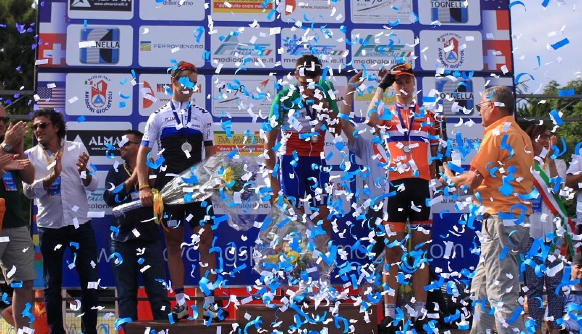 """Tutte le immagini televisive della prima edizione del """"Trofeo Almar – Coppa dei Laghi – Nations' Cup"""""""