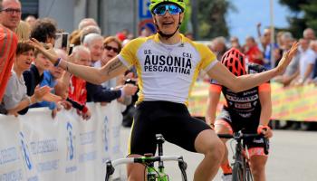 """""""VI° Trofeo Corri per la Mamma"""" Juniores a Taino (foto: F. Ossola)"""