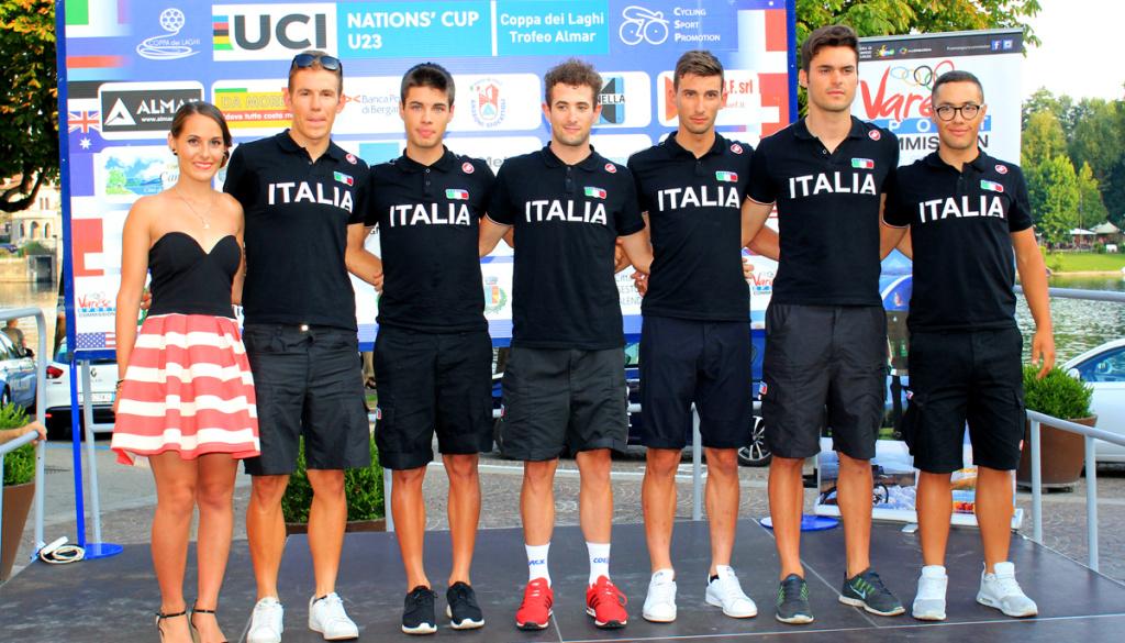 """92 atleti al via della seconda edizione del """"Trofeo Almar – Coppa dei Laghi – Nations' Cup U23″"""