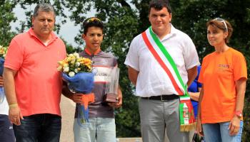 """""""Piccola Coppa dei Laghi"""" Allievi a Taino (foto: F. Ossola)"""