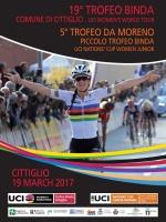 """Domani a Varese la presentazione ufficiale del """"Trofeo Binda U.C.I. WWT"""""""