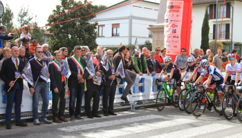 """Trofeo Alfredo Binda U.C.I. WWT"" (photo: F. Ossola)"