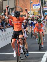 """""""Trofeo Da Moreno Nations' Cup Junior"""": successo allo sprint di Lorena Wiebes"""