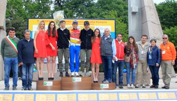 """Trofeo Da Moreno – Memorial Ersilio Ferrario Juniores"" (foto: F. Ossola)"