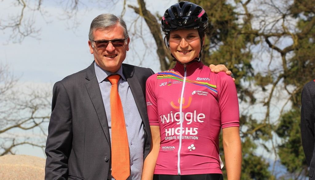 Intervista al patron della Cycling Sport Promotion Mario Minervino
