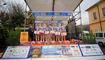 """Trofeo Da Moreno U.C.I. Nations' Cup Junior"" (foto: F. Ossola)"