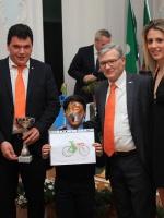 Campionato Italiano Under 23: svelato il logo ufficiale, disegnato da un bambino di Taino (VA)