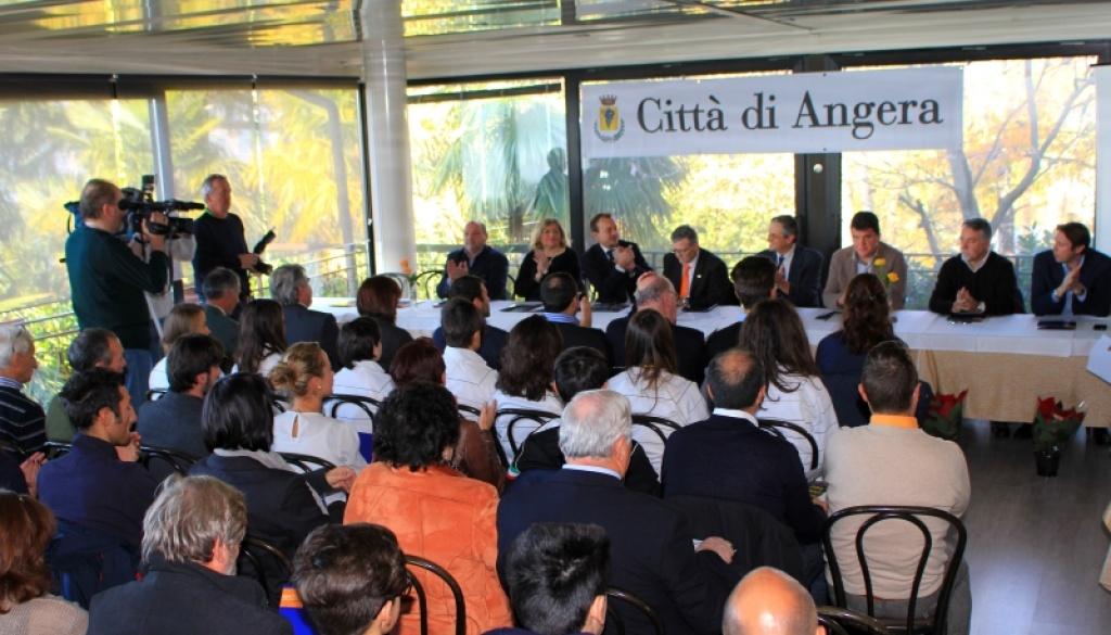 Presentati ad Angera gli eventi 2015 della CSP