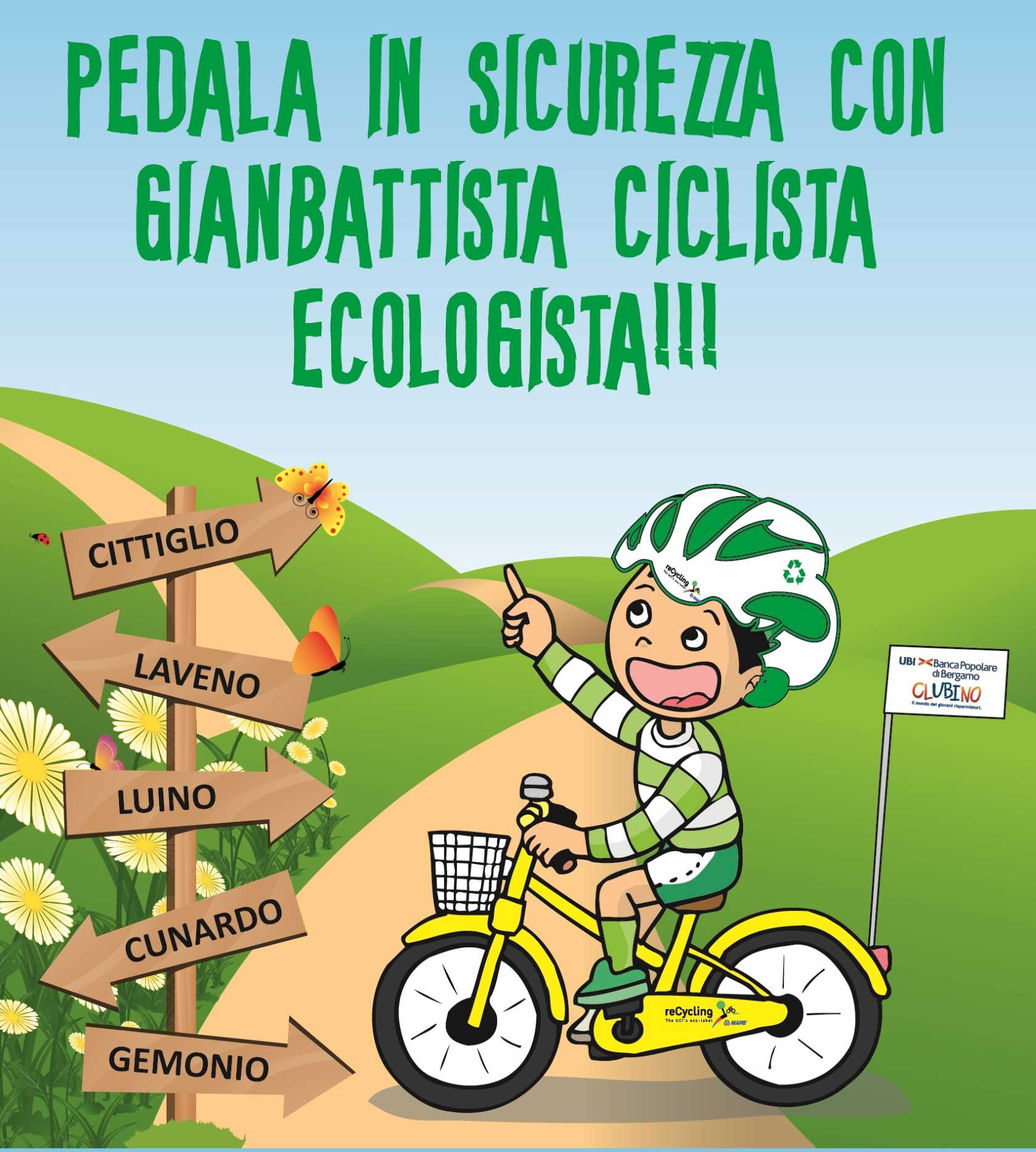 """<!--:it-->Mercoledì a Cittiglio appuntamento con """"Pedala, Pedala… in Sicurezza!""""<!--:--><!--:en-->Wednesday in Cittiglio: """"Cycle, Cycle… Safely!""""<!--:-->"""