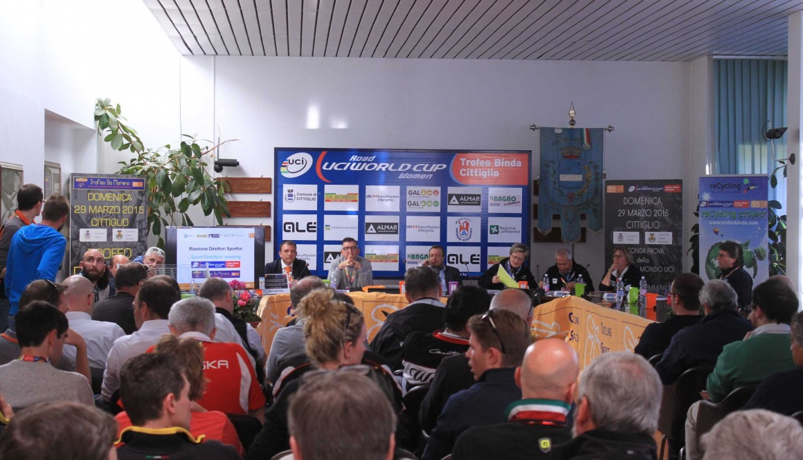 Saranno 138 le atlete al via del Trofeo Alfredo Binda