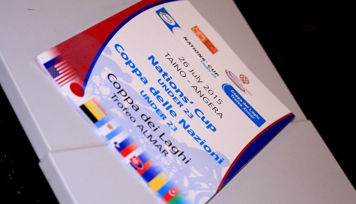 """Tutto pronto per il """"Trofeo Almar – Coppa delle Nazioni"""""""