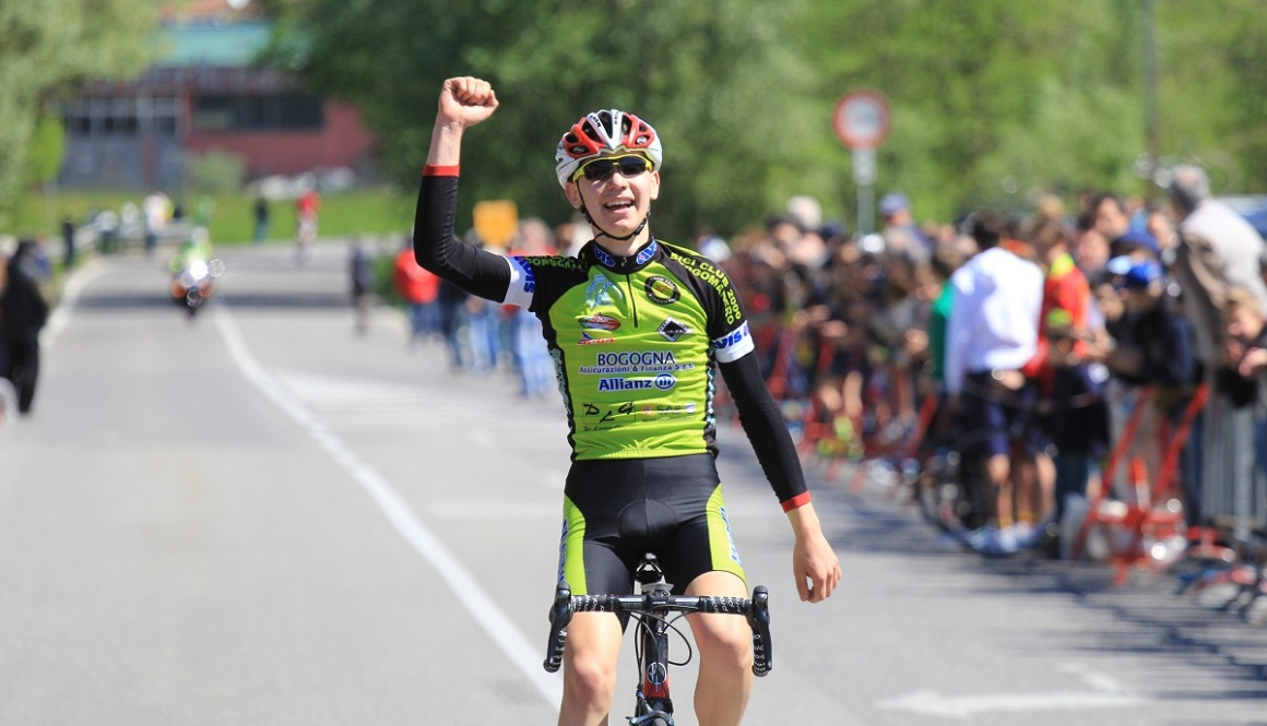 (Italiano) Fabio Creola e Francesco Vergobbi, vincitori oggi a Rancio Valcuvia (VA)