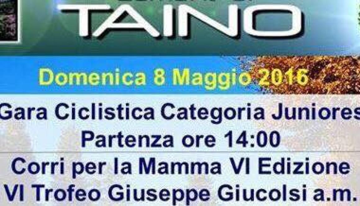"""(Italiano) """"Corri per la Mamma"""", gli Juniores di scena a Taino (VA) per la festa dell'8 Maggio"""