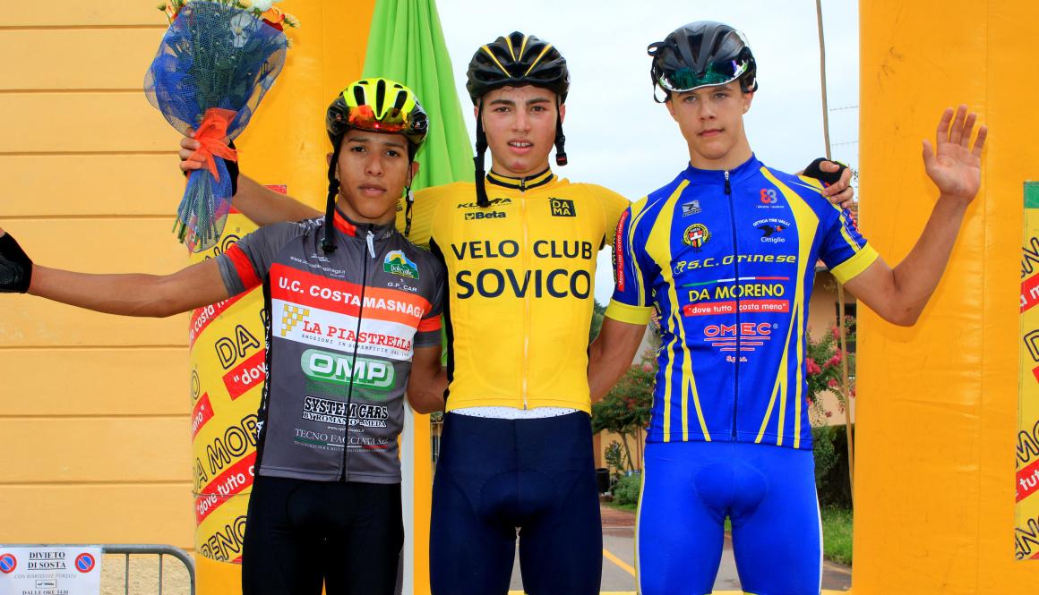 """(Italiano) Marco Vergani ha conquistato a Taino (VA) la prima edizione della """"Piccola Coppa delle Nazioni"""""""