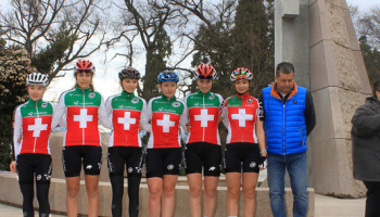 """Trofeo Da Moreno Nations' Cup Women Junior"" (photo: F. Ossola)"