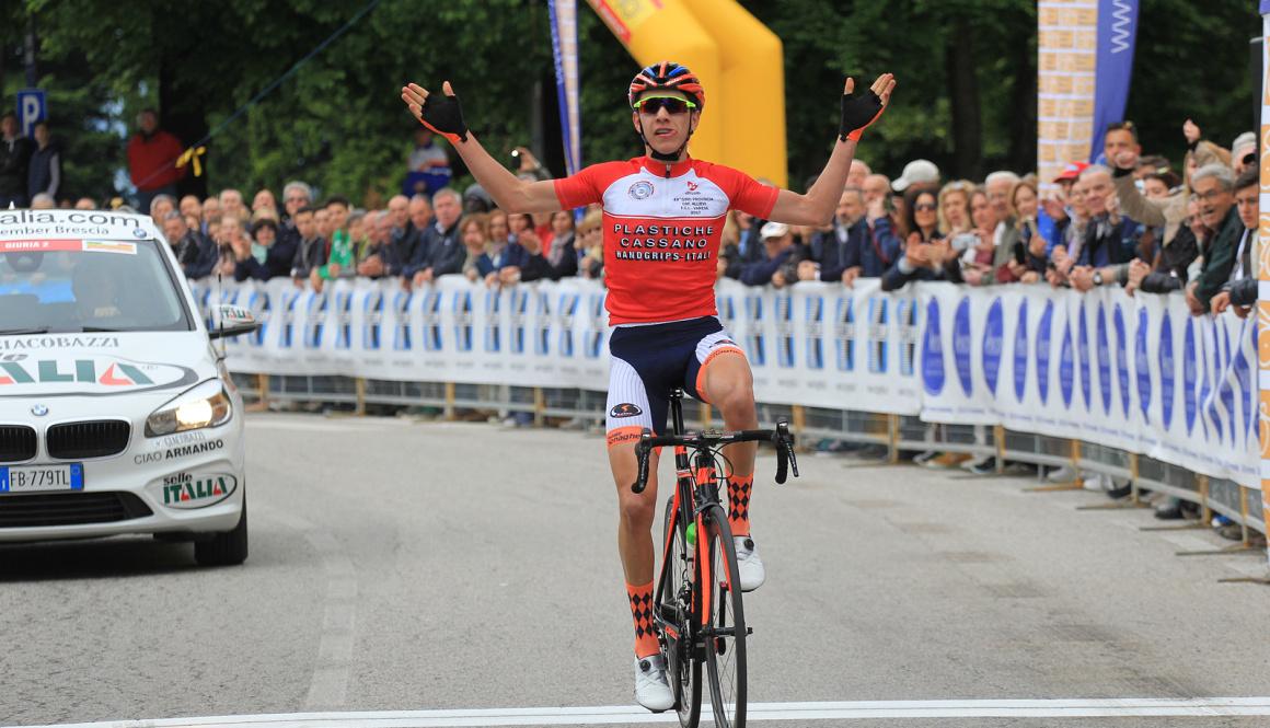 """(Italiano) L'Allievo Andrea Piccolo vince il """"7° Trofeo Da Moreno – Memorial Bruno Aldegheri"""""""