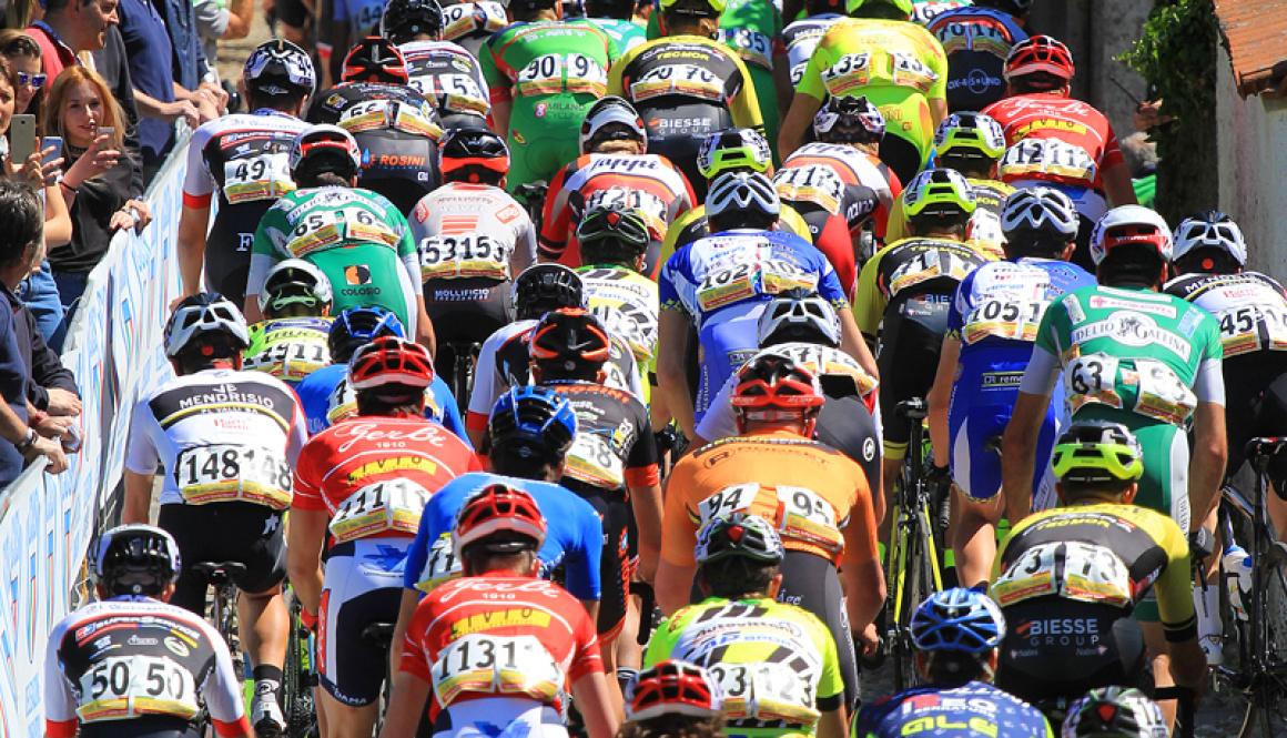 La Cycling Sport Promotion organizzera' il Campionato Italiano U23 2018 a Taino (VA)