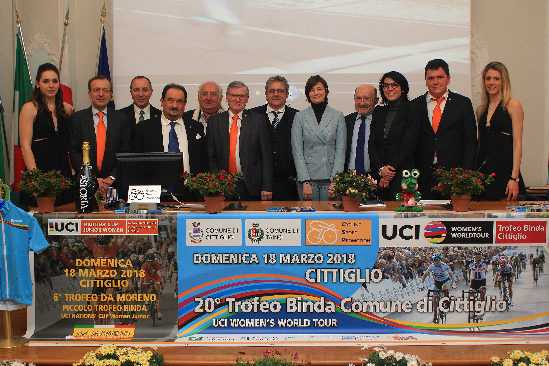 """<!--:it-->Presentata a Varese l'edizione numero 20 del """"Trofeo Alfredo Binda U.C.I. WWT""""<!--:-->"""
