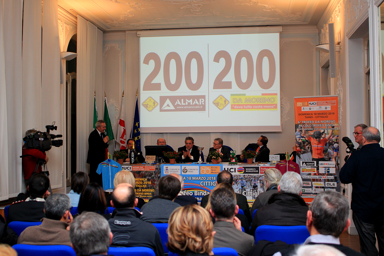"""<!--:it-->Le 24 squadre al via del """"Trofeo Binda"""" e le 30 al via del """"Trofeo Da Moreno""""<!--:-->"""