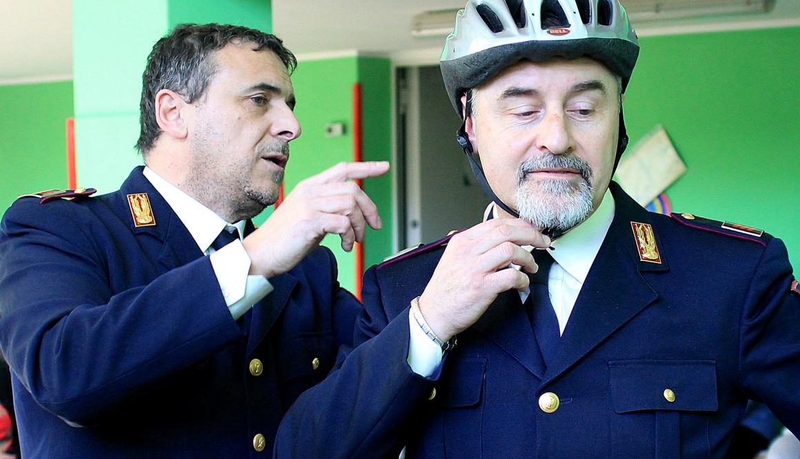 """(Italiano) Seconda lezione di """"Pedala, Pedala… in Sicurezza!"""" a Cittiglio (VA)"""