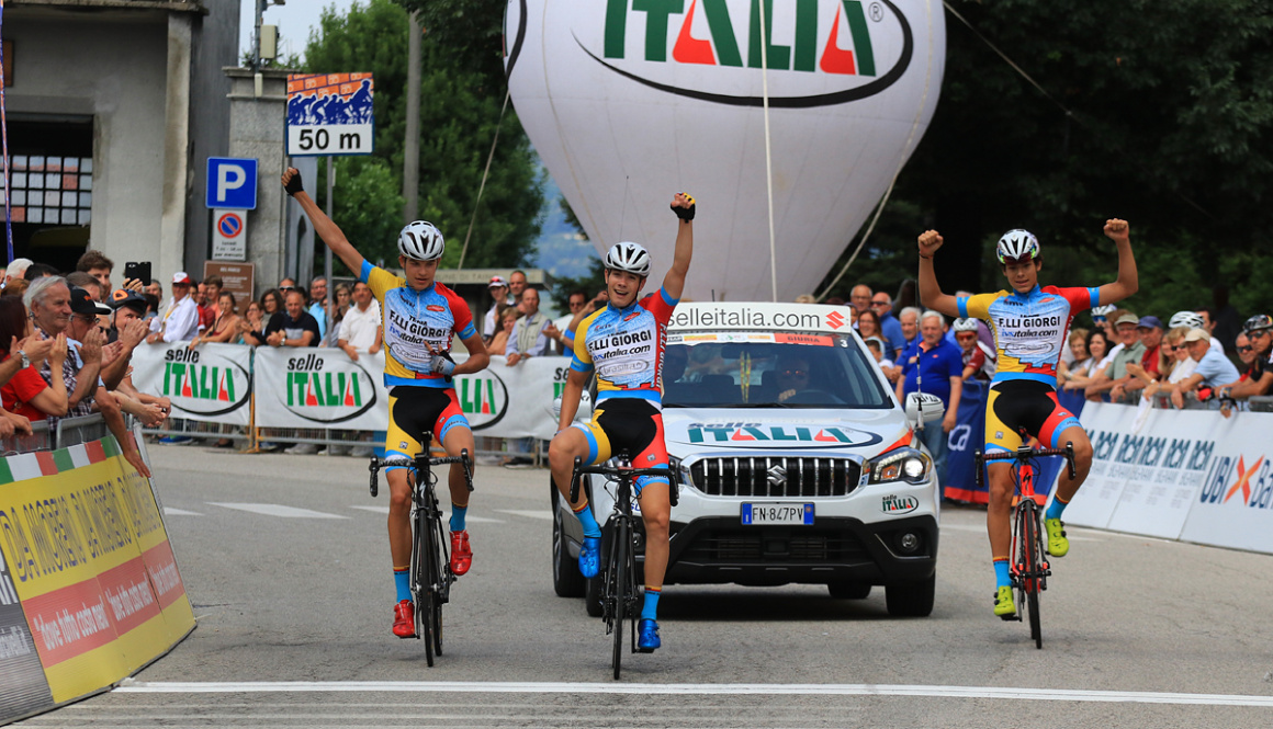 """A Taino (VA) trionfo assoluto del Team Giorgi nel """"Trofeo Da Moreno – Bruno Aldegheri a.m."""" allievi"""
