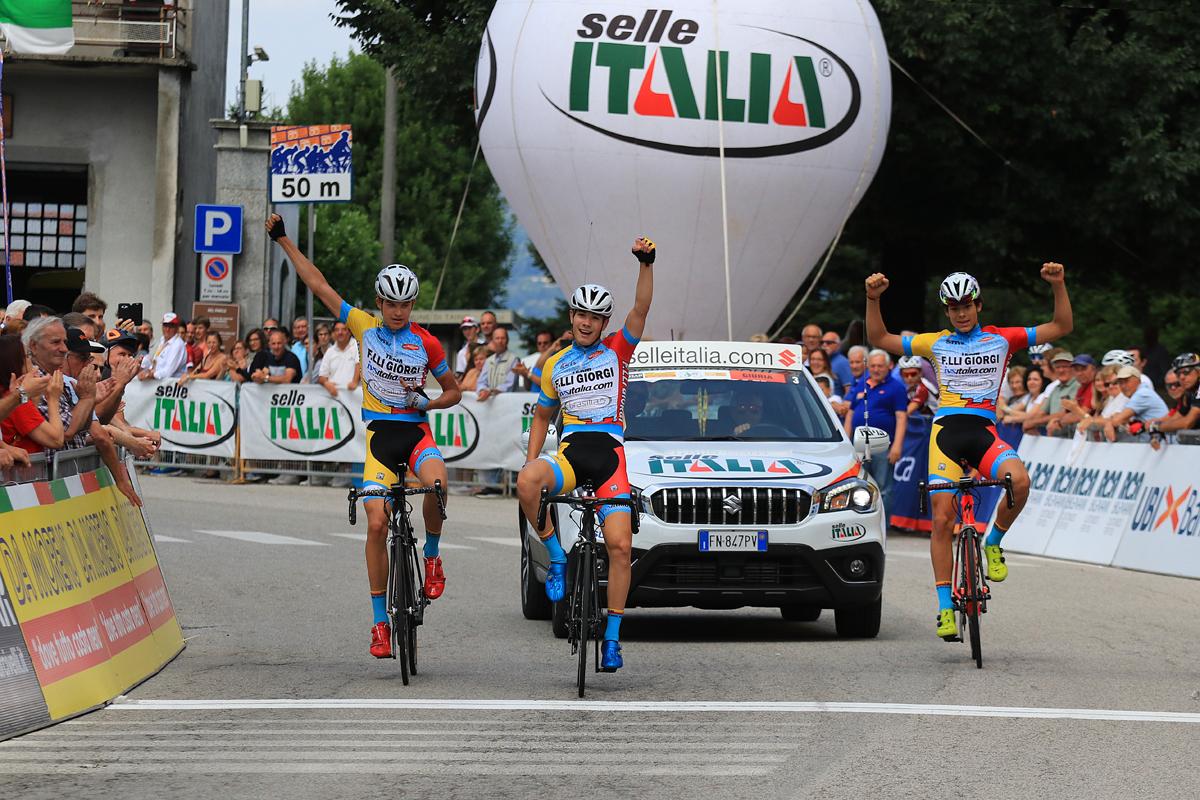 """<!--:it-->A Taino (VA) trionfo assoluto del Team Giorgi nel """"Trofeo Da Moreno – Bruno Aldegheri a.m."""" allievi<!--:-->"""
