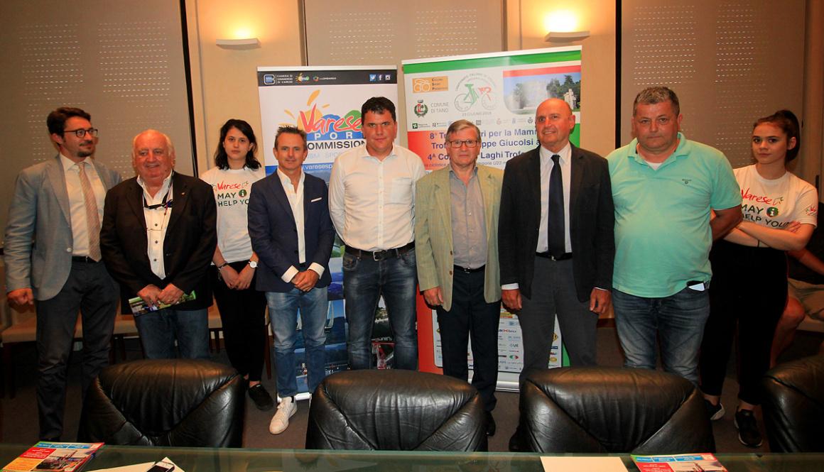 """(Italiano) Presentato presso la Camera di Commercio di Varese il """"Campionato Italiano U23 di Taino"""""""