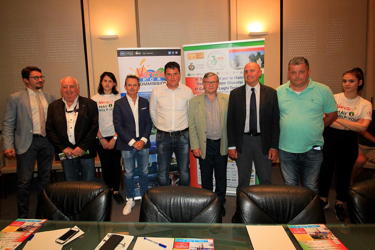 """<!--:it-->Presentato presso la Camera di Commercio di Varese il """"Campionato Italiano U23 di Taino""""<!--:-->"""