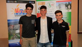 """""""Presentazione Campionato Italiano Under 23 di Taino"""" (foto: F. Ossola)"""