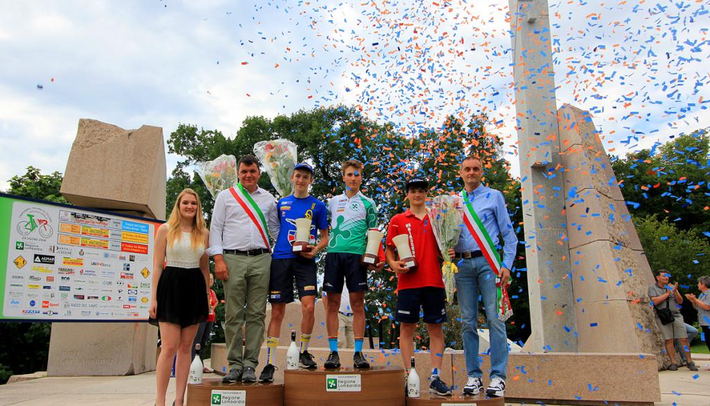 """Alessio Martinelli vince il """"Trofeo Da Moreno – Ersilio Ferrario a.m."""" ed è campione lombardo junior"""
