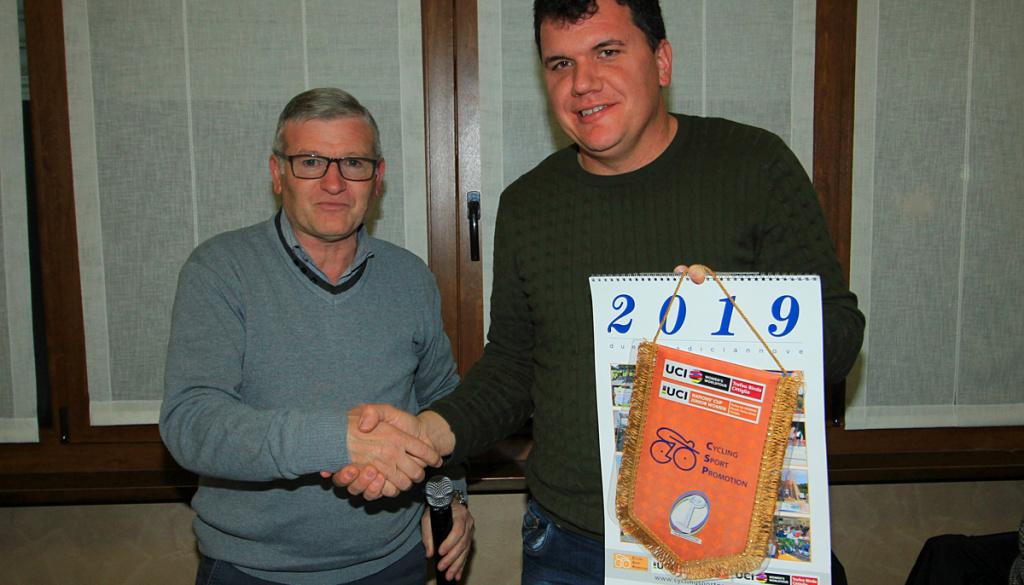 (Italiano) La Cycling Sport Promotion ha festeggiato a Cittiglio (VA) i suoi fondamentali volontari