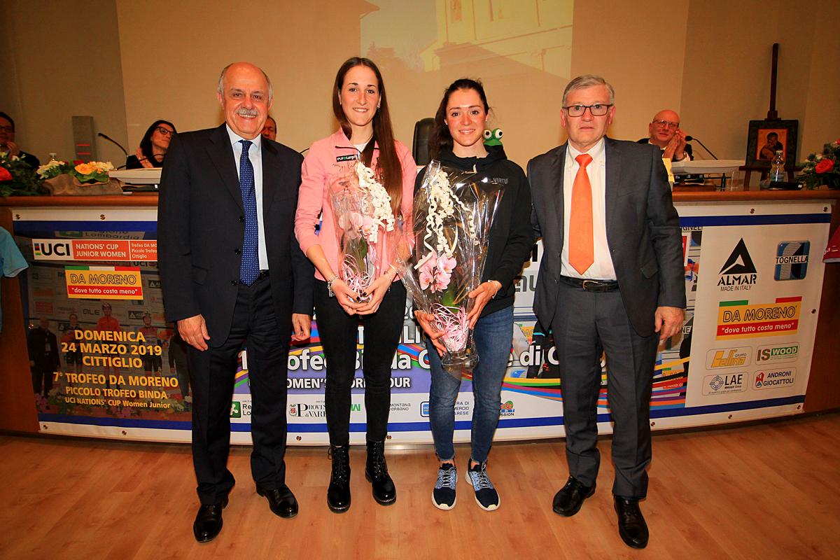 """<!--:it-->Vernissage ufficiale del """"Trofeo Alfredo Binda U.C.I. WWT"""" e del """"Trofeo Da Moreno"""" ad Ispra (VA)<!--:-->"""