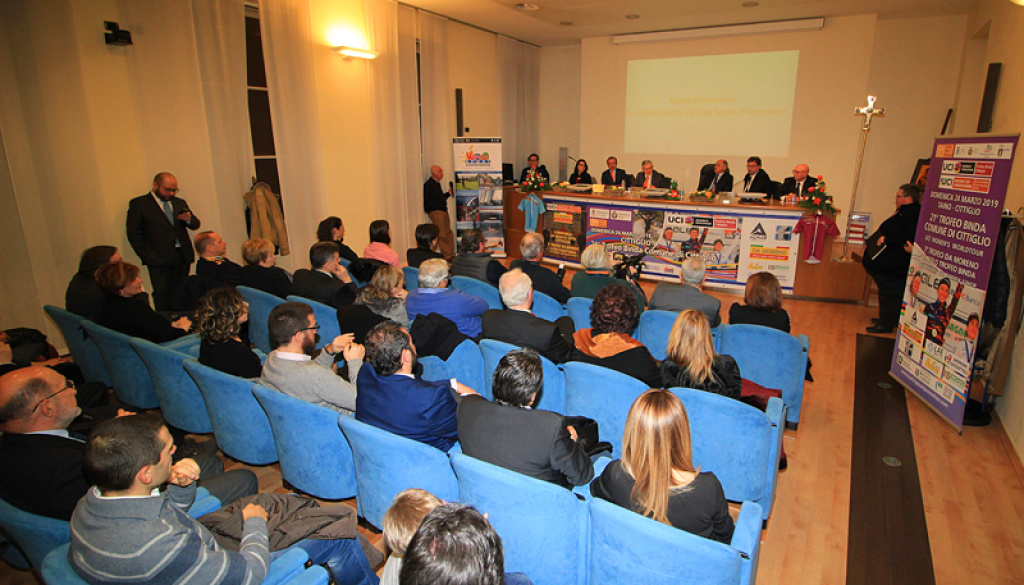"""Mercoledi' 20 marzo presentazione ufficiale alla """"Camera di Commercio di Varese"""""""