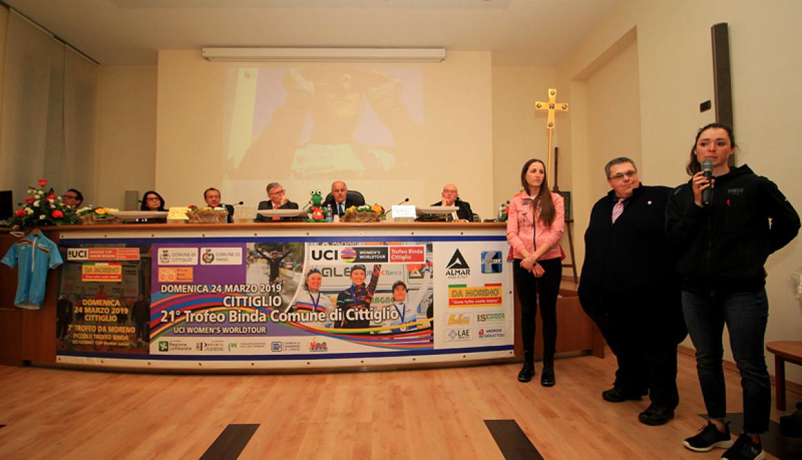 """Domenica 24 marzo 1h30′ di diretta RAI per il """"Trofeo Alfredo Binda U.C.I. WWT"""""""