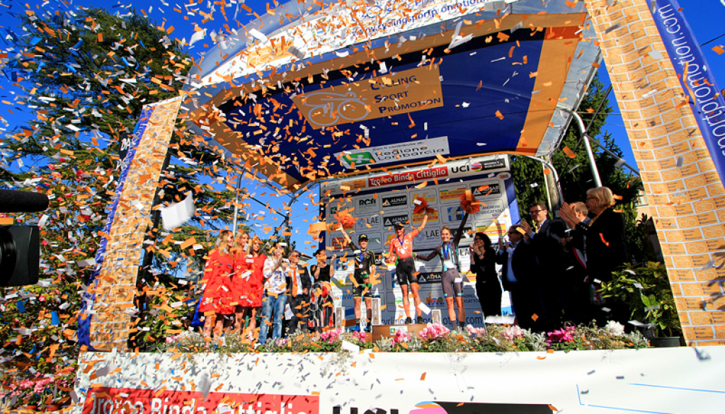 Domenica 22 Marzo a Cittiglio (VA) ritorna il grande spettacolo del ciclismo femminile