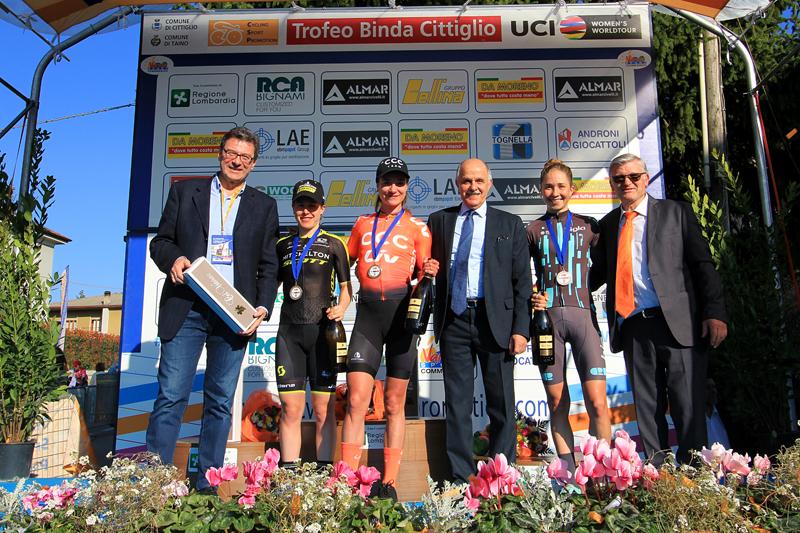"""<!--:it-->""""Trofeo Binda U.C.I. WWT"""" e """"Trofeo Da Moreno"""": l'apprezzamento del presidente F.C.I. Renato Di Rocco<!--:-->"""