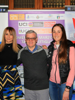 """Il """"Trofeo Alfredo Binda U.C.I. WWT"""" presentato alla Camera di Commercio di Varese"""