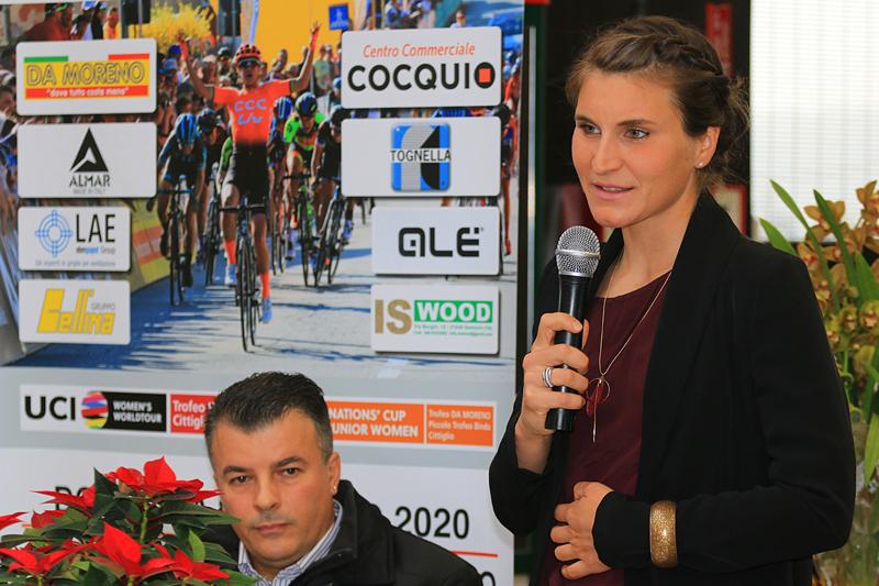 """<!--:it-->Sabato 22 Febbraio a Caldana di Cocquio Trevisago (VA) il vernissage ufficiale del """"Trofeo Alfredo Binda U.C.I. WWT""""<!--:-->"""